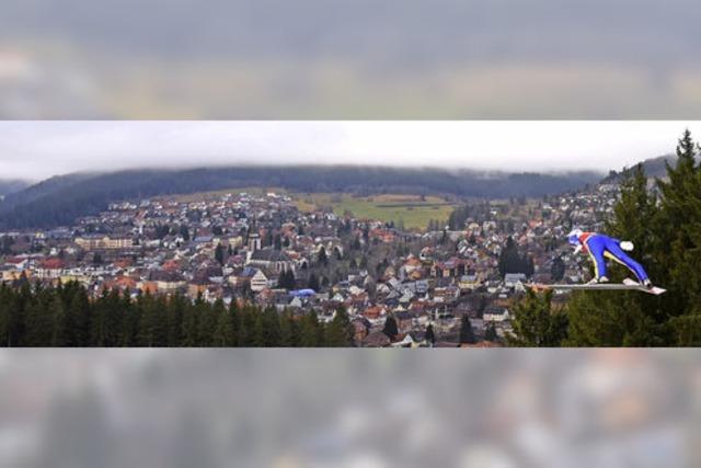 Auf einen Sprung nach Neustadt