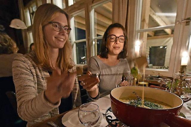 Käsefondue in drei Freiburger Restaurants im Test