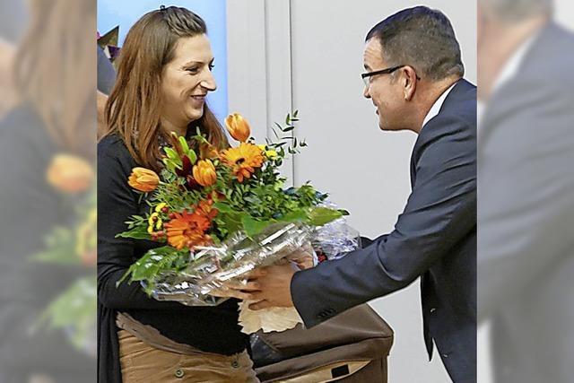 Stefan Ostermaier ist offiziell im Amt