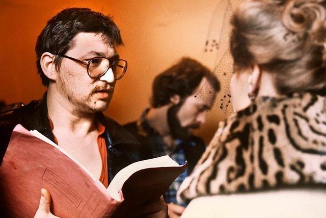 Kurator Niggi Ullrich zum Lörracher Fassbinder-Projekt