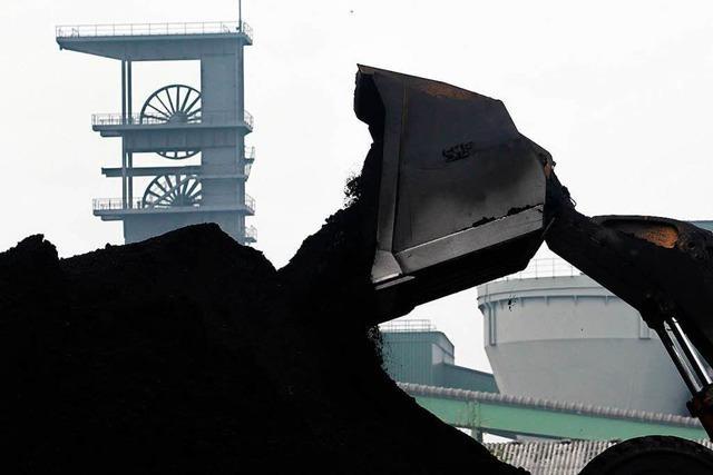 Deutschlands letzte Steinkohle-Zechen schließen Ende dieses Jahres