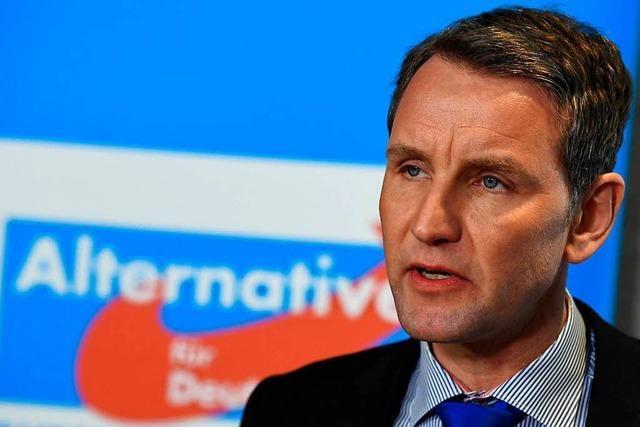 Parteischiedsgericht lehnt Ausschluss von Höcke aus der AfD ab