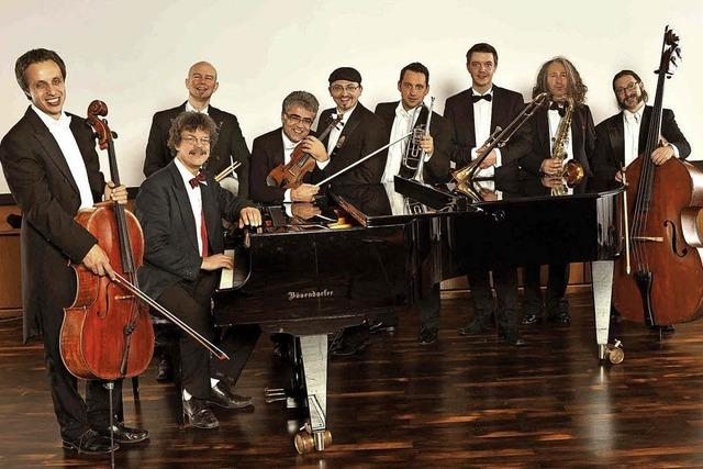 Stuttgarter Saloniker spielen in Gengenbach