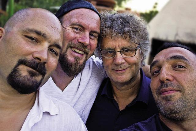 Blues Rock mit Mad Kitchen im Chabah Kandern