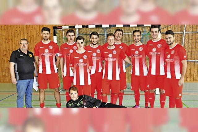 FC Löffingen Futsal-Meister