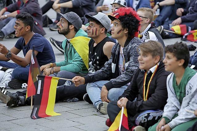 Kein Public Viewing zur WM auf dem Rathausplatz in Lahr