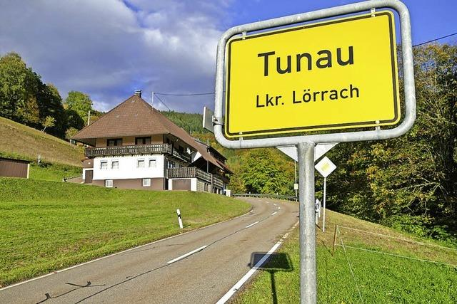 Gemeinde Tunau reduziert Baukosten für Feuerwehr