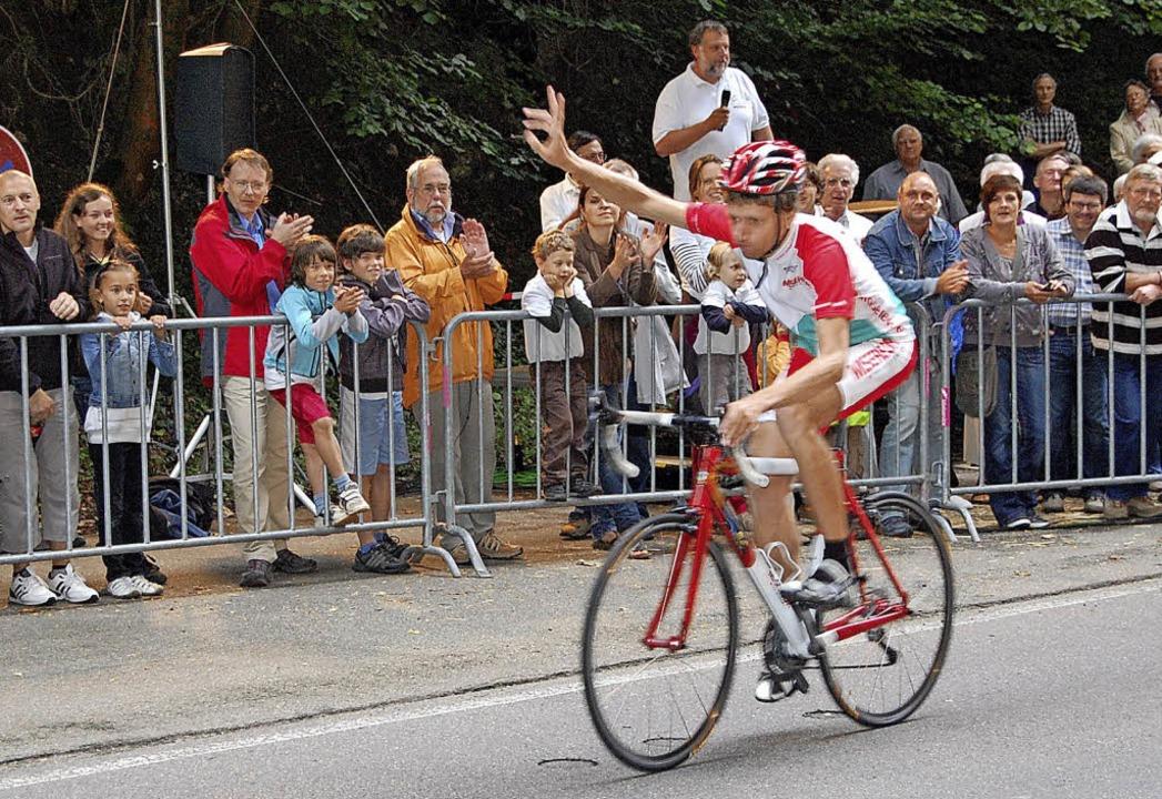 Christoph Fuhrbach holte 2010 den Höhe...n noch mehr Höhenmeter in 24 Stunden.   | Foto: Valentin Ade / Martina Weber-Kroker