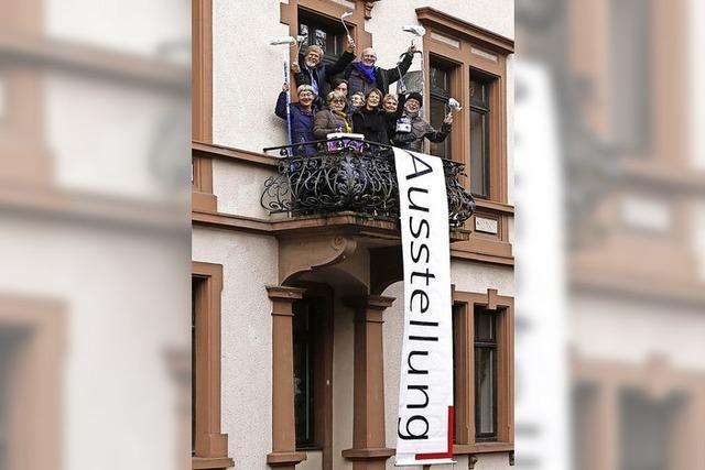Moderne Kunst bleibt in Waldkirch