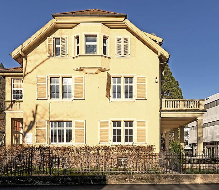 Das Kunstforum ist aus dem Georg-Scholz-Haus in der Merklinstraße ausgezogen.   | Foto: Rothermel