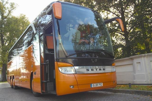 Busfahrer sind Mangelware – Auch südbadische Firmen haben Probleme