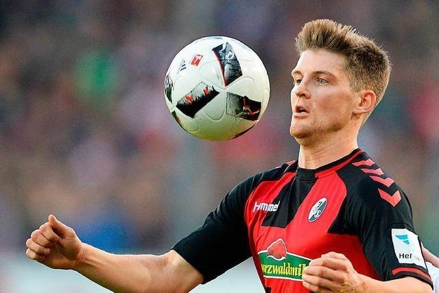 SC Freiburg: Lukas Kübler kehrt verletzt aus Trainingslager heim
