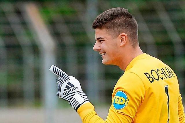 U19-National-Keeper Niclas Thiede wechselt zum SC Freiburg