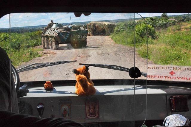Entführungen schüren in Donezker Rebellenrepublik Angst und Misstrauen
