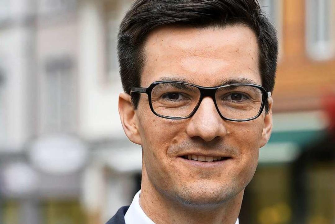 Martin Horn, 33, ist Europa- und der E... auf die Unterstützung der SPD zählen.  | Foto: Thomas Kunz