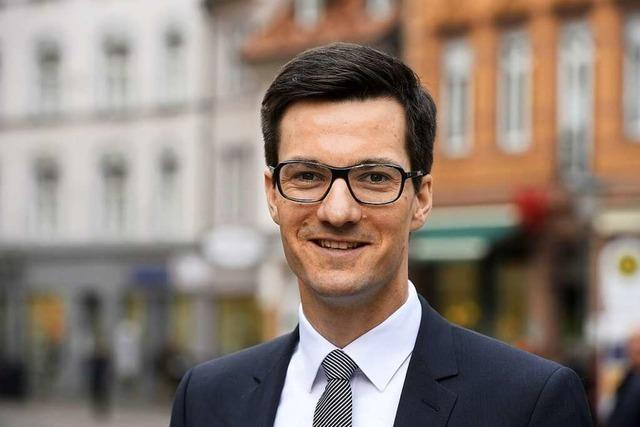 Video: OB-Kandidat Martin Horn will mehr zuhören als Salomon