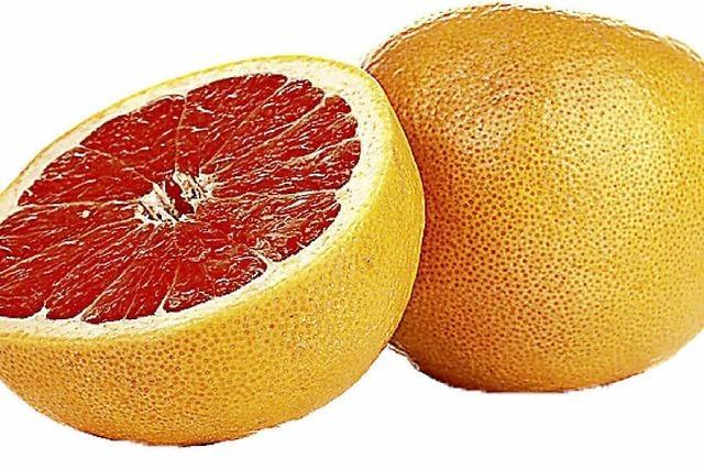 Herb-süße Zitrusfrucht: die Grapefruit