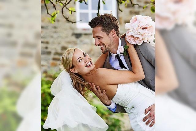 Alles rund ums Heiraten in der Messehalle