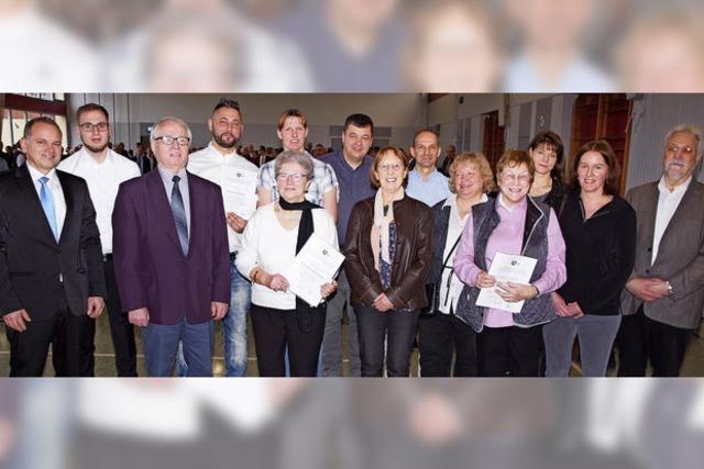Aufruf zu Mitarbeit in der Gemeinde