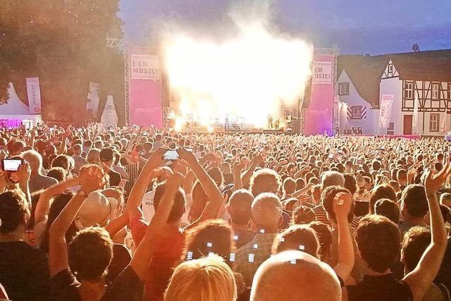 Veranstalter kämpft ums I-EM-Music-Festival in Emmendingen