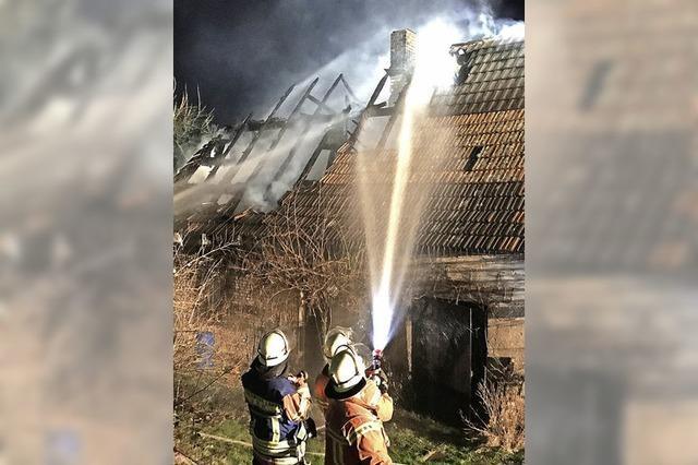 Brandursachen unklar