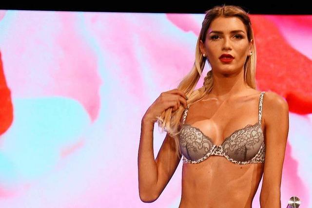 Giuliana Farfalla aus Herbolzheim ist als erste Transfrau auf dem Titel des Playboy