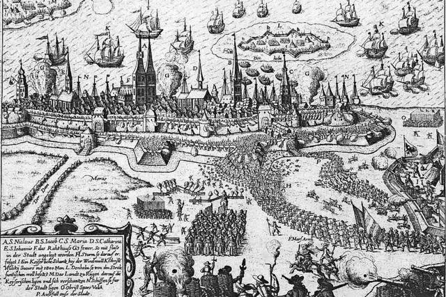 Krieg der Konfessionen und der Mächte