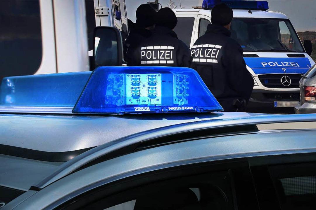 An verschiedenen Orten in Baden-Württe...tze gegen mutmaßliche Mafiamitglieder.  | Foto: Hans-Peter Ziesmer