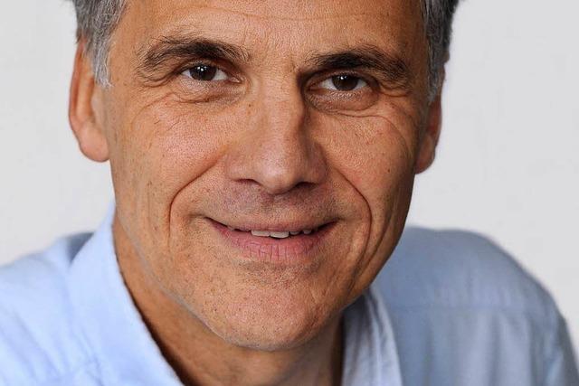 OB-Kandidat Martin Horn beschert Freiburg immerhin einen richtigen Wahlkampf