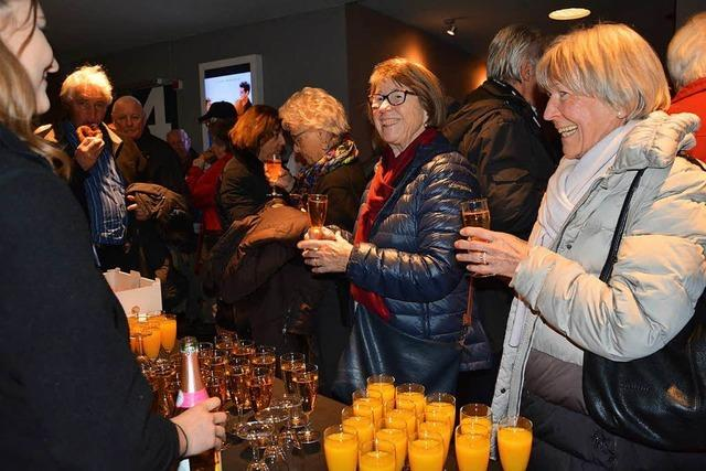 Lörrachs neues Seniorenkino kommt super an