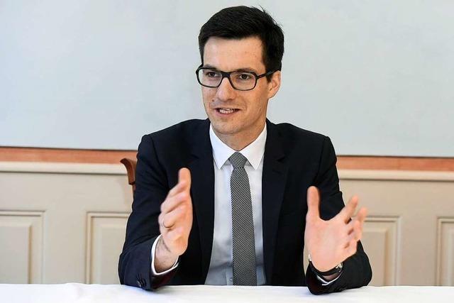 OB-Kandidat Martin Horn erklärt im Interview, warum er in Freiburg antritt