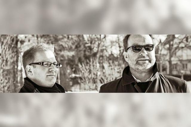 Wolfgang Newerla (Bariton) und Matthias Alteheld (Klavier) mit Schuberts