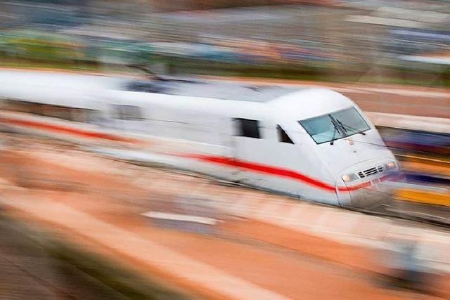 Der 7-Uhr-morgens-ICE nach Basel ist der Wahnsinn für Berufspendler