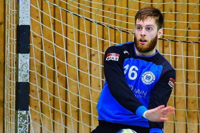 Teninger Handballer verpflichten Franzosen Adrian Birkenheuer