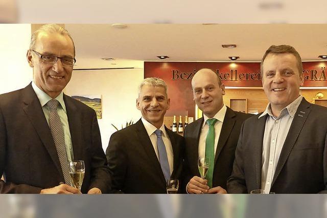 Ballrechten-Dottinger CDU-Ortsverband feiert Neujahrsempfang