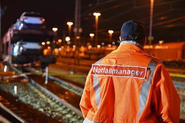 Bahn informiert nächste Woche
