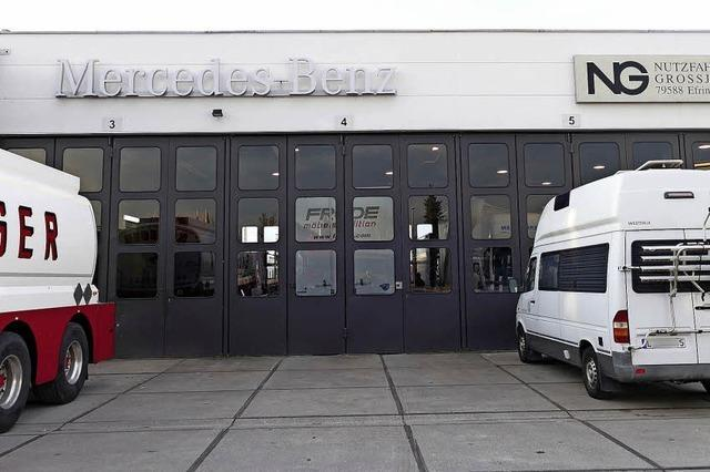 Kestenholz kauft Nutzfahrzeuge Grossjohann in Efringen-Kirchen