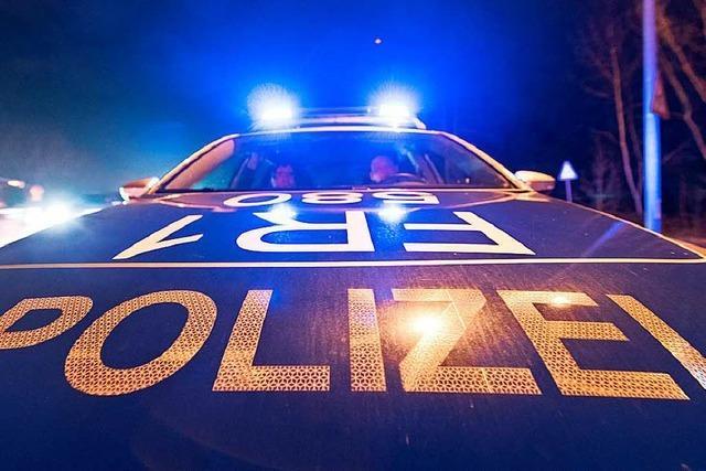 29-Jährige ist offenbar von vier Männern belästigt worden