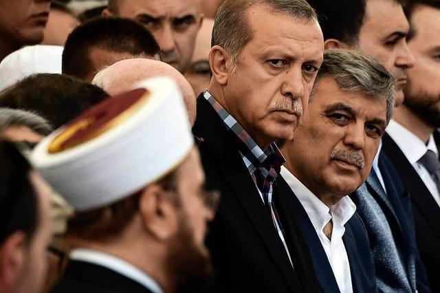 Gül überwirft sich mit Erdogan – und wird als dessen Herausforderer gehandelt