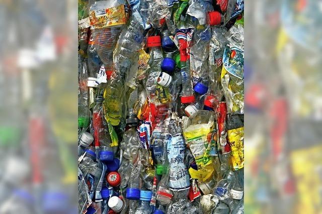 Flaschen für Brüssel