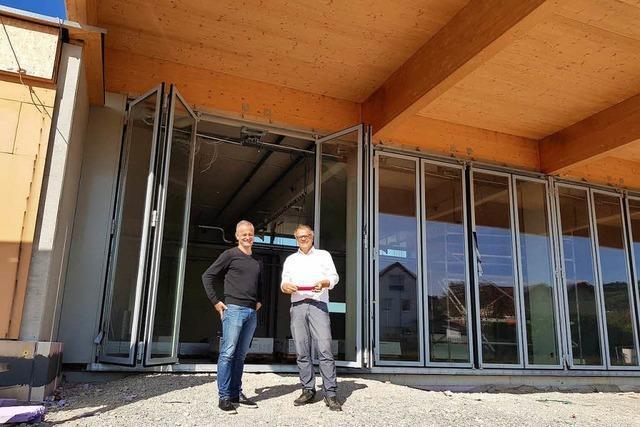 Rimsinger Feuerwehrgerätehaus wird teurer als erwartet