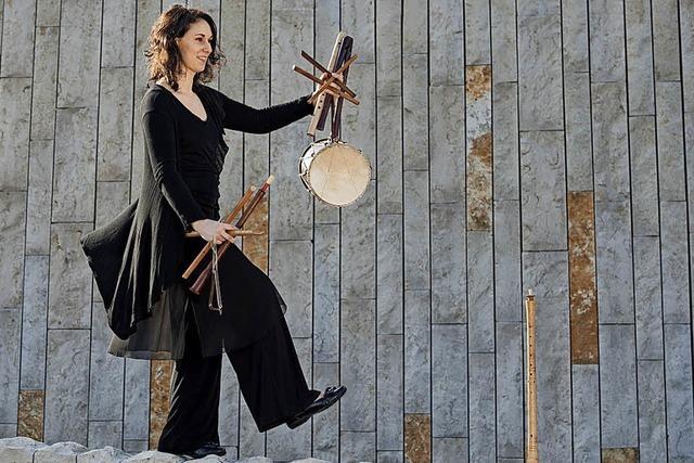 Silke Gwendolyn Schulze (Basel) zu Gast in Sulzburg