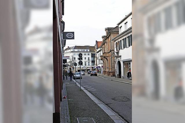 So wollen die Grünen Lörrachs Innenstadt verschönern