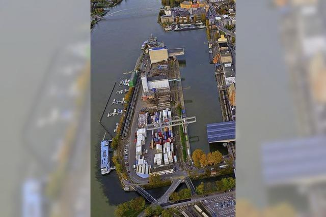 Großer Rat gegen Baurecht im Rheinhafen