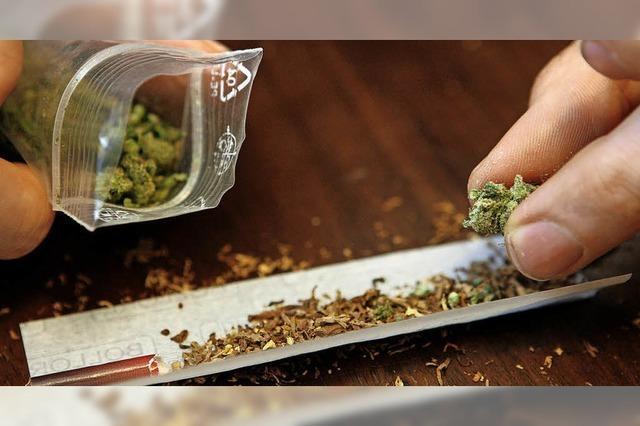 Reger Handel mit Marihuana