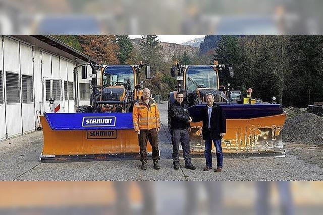 200 000 Euro für den Räumdienst