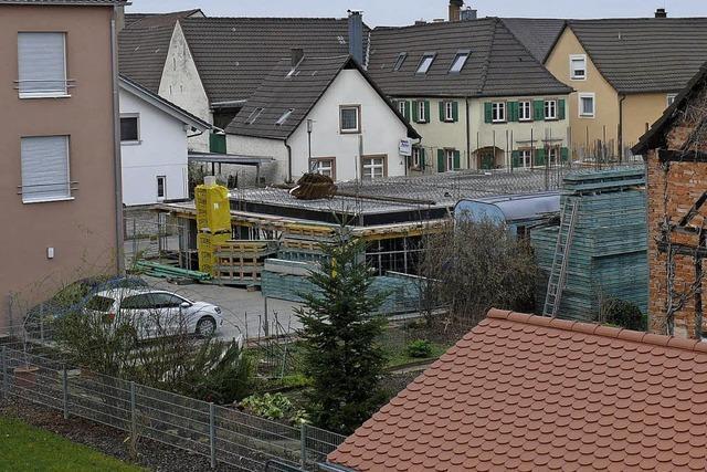 Gemeinde kauft Wohnungen