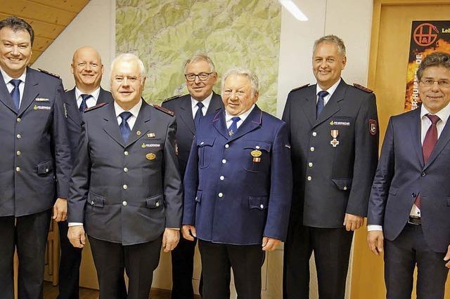 Buchenbacher Feuerwehr leistet 48 Einsätze
