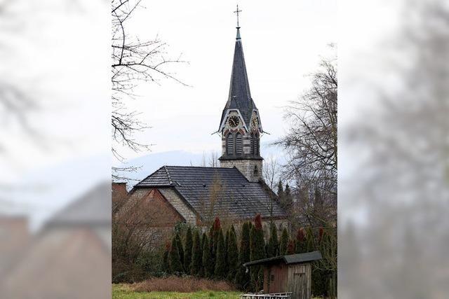 Wie die Friedenskirche in Wyhlen mit Vertretungspfarrern zurecht kommt