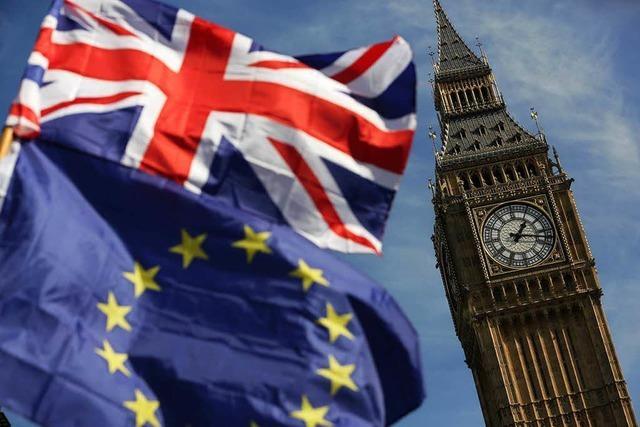 Der Brexit trifft auch Baden – wenn EU-Fördergelder gestrichen werden